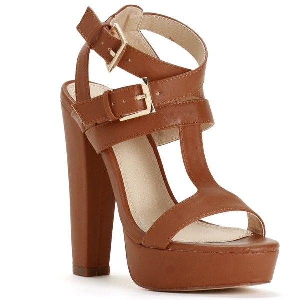 The 25  best Brown heeled sandals ideas on Pinterest | Brown heels ...