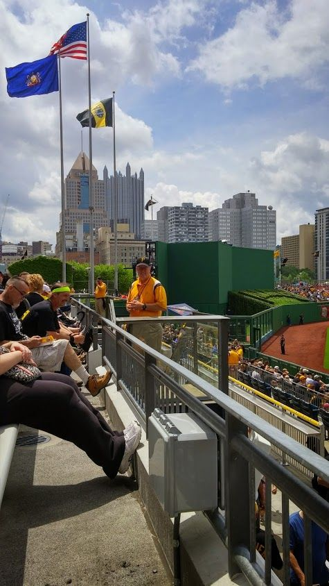 Day at PNC Park, Pittsburgh PA