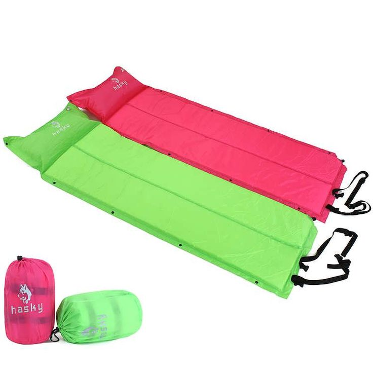 Outdoor Camping Hiking Inflatable Cushion Folding Sleeping Bed Mat Mattress  Worldwide delivery. Original best quality product for 70% of it's real price. Buying this product is extra profitable, because we have good production source. 1 day products dispatch from warehouse. Fast &...