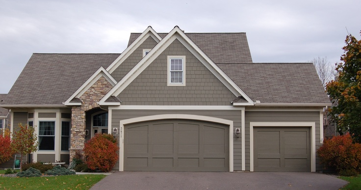 17 best images about exterior on pinterest exterior - Best exterior paint for hardiplank siding ...