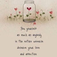 Why should I love myself? | Sum Mundus - I Am The World