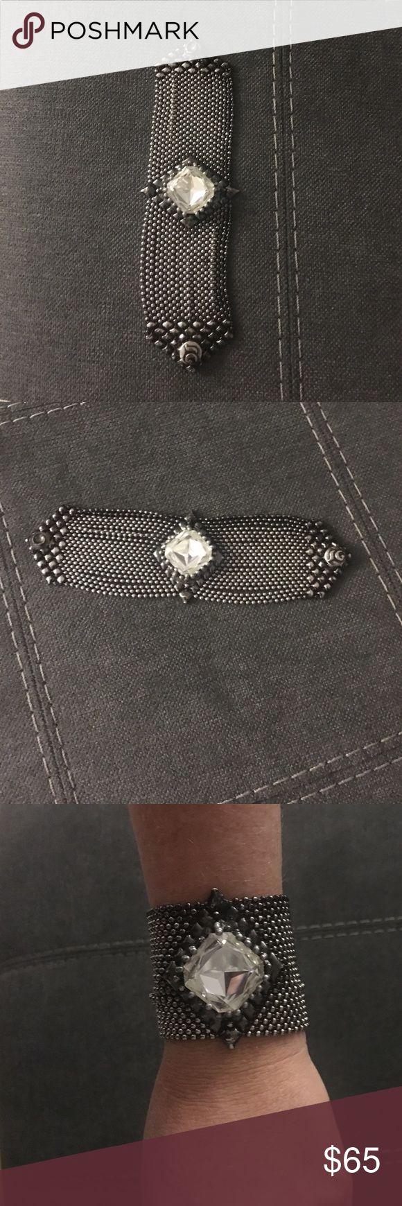 Sergio Gutierrez silver mesh bracelet Beautiful silver mesh bracelet by Sergio Gutierrez Sergio Gutierrez  Jewelry Bracelets