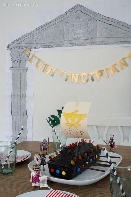 decoracao festa grega:Festas Temáticas Gregas no Pinterest