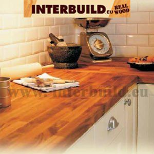 116 best images about wood butcher block countertop idea for Cheap kitchen benchtop ideas