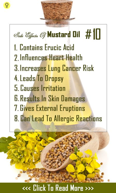 10 serious mustard oil side effects you should be aware of for What are the benefits of taking fish oil