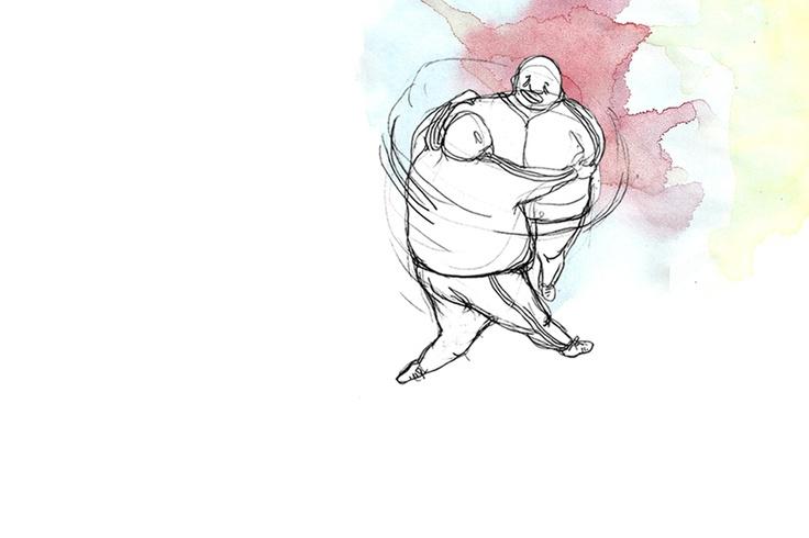 illustrations / www.aniakruk.com