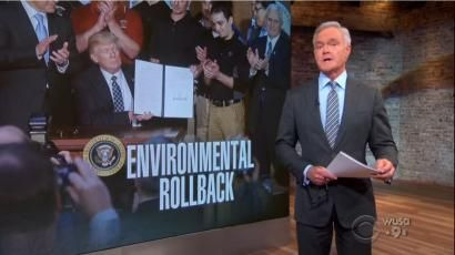 03-28-2017   Nets Decry Trump 'Obliterating' Obama's 'Legacy' With Clean Power Plan Rollback