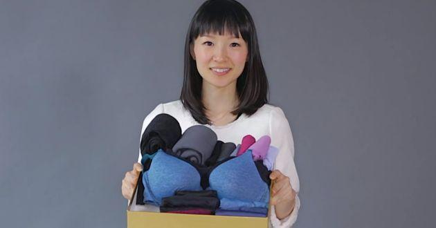 La japonesa Marie Kondo se ha convertido en un fenómeno súper ventas gracias a su libro sobre cómo organizar el hogar. Resumimos su filosofía en en nueve puntos.