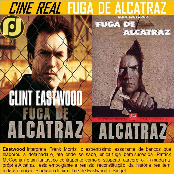 Cine Real: Fuga de Alcatraz
