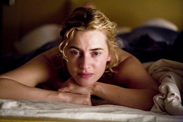 """The Reader (Der Vorleser) starring Kate Winslet. """"The Reader is a 2008 drama film based on the 1995 German novel of the same name by Bernhard Schlink. The film was written by David Hare and directed by Stephen Daldry. Ralph Fiennes and Kate Winslet star along with the young actor David Kross. It was the last film for producers Anthony Minghella and Sydney Pollack, who both died before it was released. Production began in Germany in September 2007, and the film opened in limited release on…"""