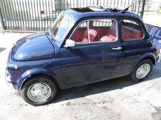 Fiat - 500R 650-1975 / vendido sem preço de reserva