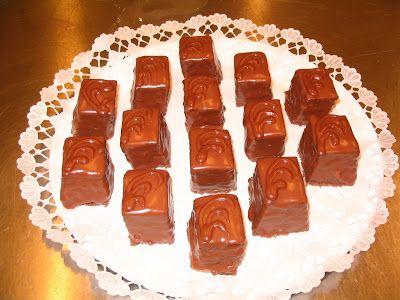 ZsuzsaSüti/ Susan is baking: Csokoládés minyon