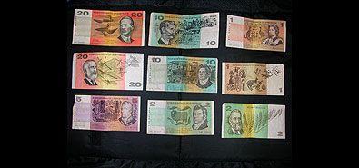 Bank notes: Commonwealth of Australia 1970's