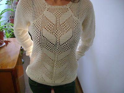 Crochet On Sale: Crochet Spring-Summer Blouses
