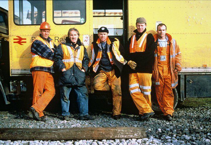 The Navigators (2001) Demiryolcular- Ken Loach
