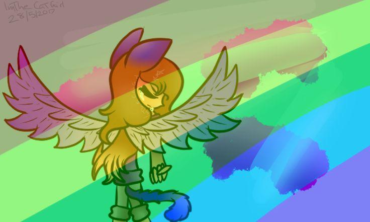 katlyns little(BIG) secret (rainbow verson)