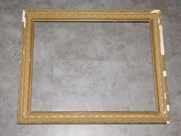 cadre ancien style louis xiii bois dore sculpte 47 5cmx58cm a restaurer cadr631 le charme des. Black Bedroom Furniture Sets. Home Design Ideas