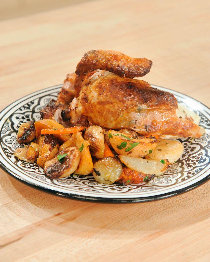 Authentic moroccan chicken recipe
