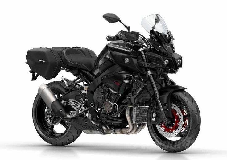 Yamaha MT-10 Tourer Edition | Precio, Ficha Tecnica y Accesorios