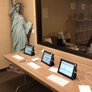 Huron School districts renovates elementary libraries #SDSLCornerstone