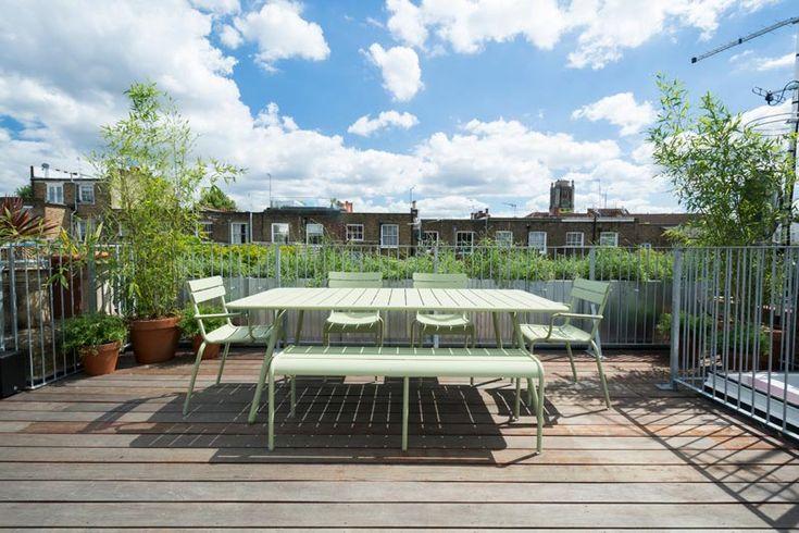 Barstools 33 pinterest for Jardin urbain green bar