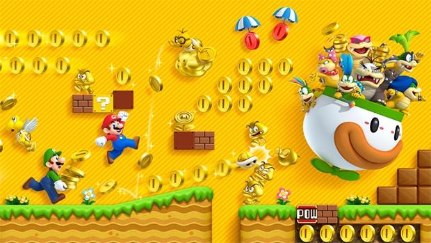Nintendo dará moeda de ouro de verdade para jogador