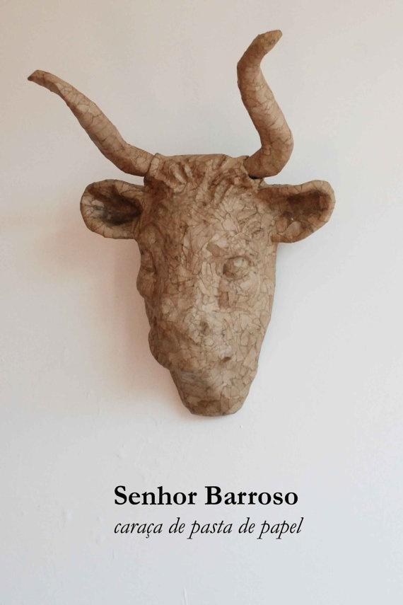máscara  Senhor Barroso by Tornadouro on Etsy, €38.00