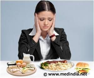 Chronic Stress Increases Risk of Diet-related Metabolic Disorders: Study