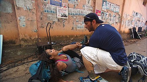 Amazing Race Penultimate Episode Preview - Health, Blood, and Hair on The Line