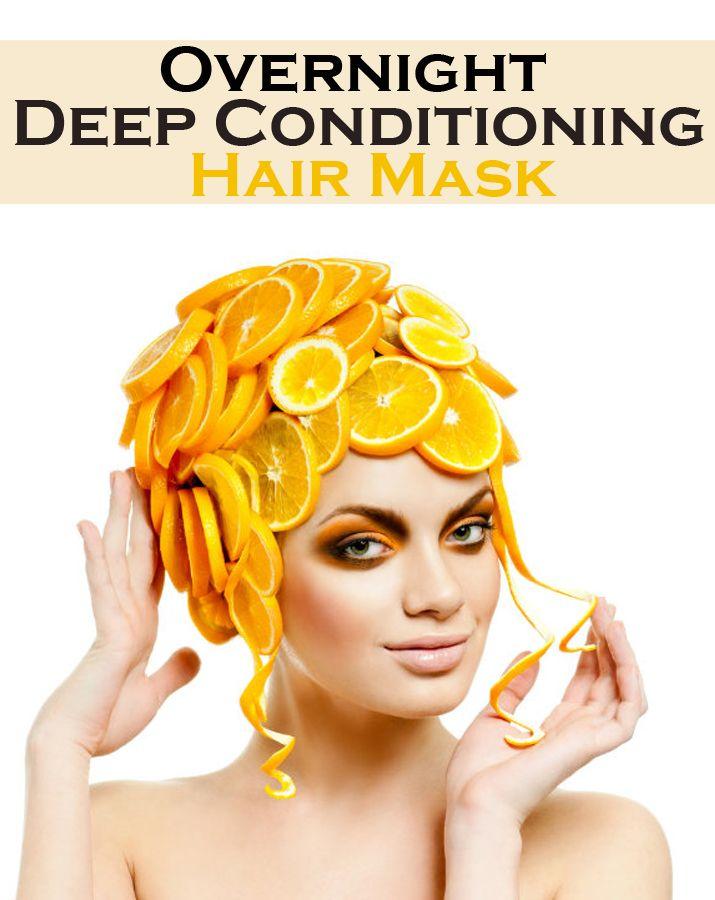 Overnight Deep Conditioning Hair Mask