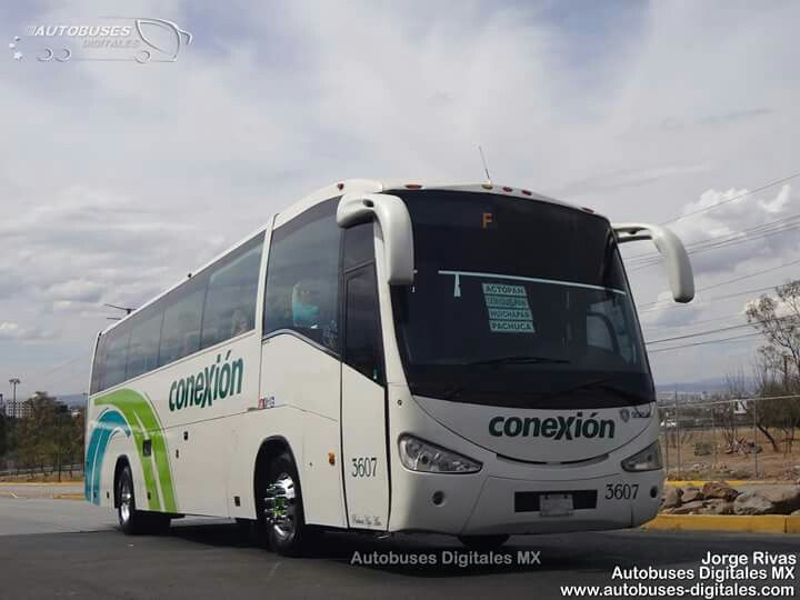 Scania irizar century coordinados