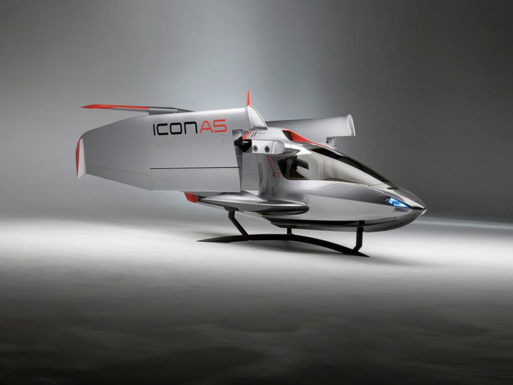 The spin-resistant Icon A5 doesn't look like a flying car, but it's similar in terms of size and operation. You don't need to store this two-seater at the airfield; the wings fold up and you can park it in your driveway. You can fill it up with automotive fuel. You need a fairly easy-to-get Sport Pilot license to fly it. And perhaps the best trait of all, it's an amphibious vehicle that takes off and lands on ground and water—and handles like a jetski. $250,000 gets you a fully loaded model.