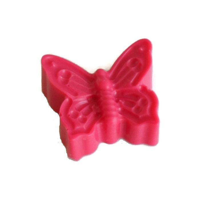 Cire Parfumée Pomme au Caramel Papillon Cire Végétale Naturelle Parfum à Fondre Parfum d'ambiance : Luminaires par fondants-de-cire-parfumes-fleur-artifice