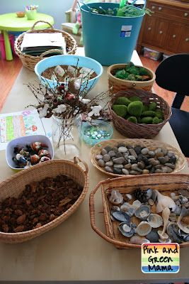 This is an adorable kids birthday party:  make your own terrariums!  I want to have one for my grown-up friends, too!