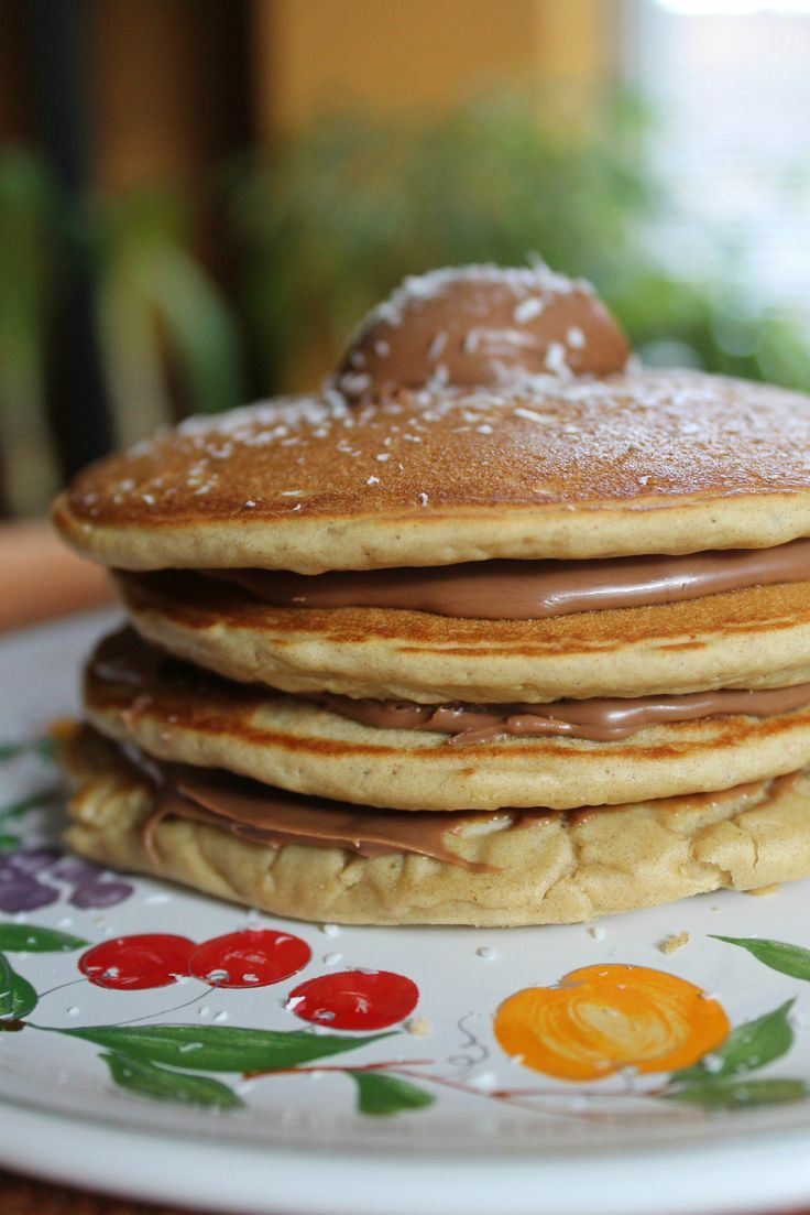 Easy and Delicious Vegan Gluten Free Pancakes Recipe --- I made these ...
