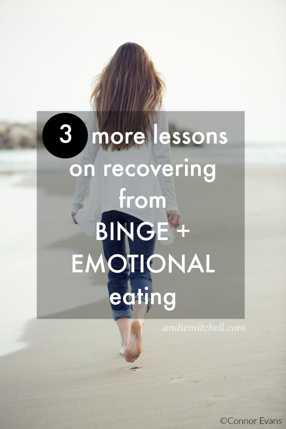 More Tips on How to Stop Emotional Eating