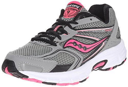 Saucony Women's Cohesion 9 Running Shoe * CONTINUE @ http://www.passion-4fashion.com/shoes/saucony-womens-cohesion-9-running-shoe/?a=9679