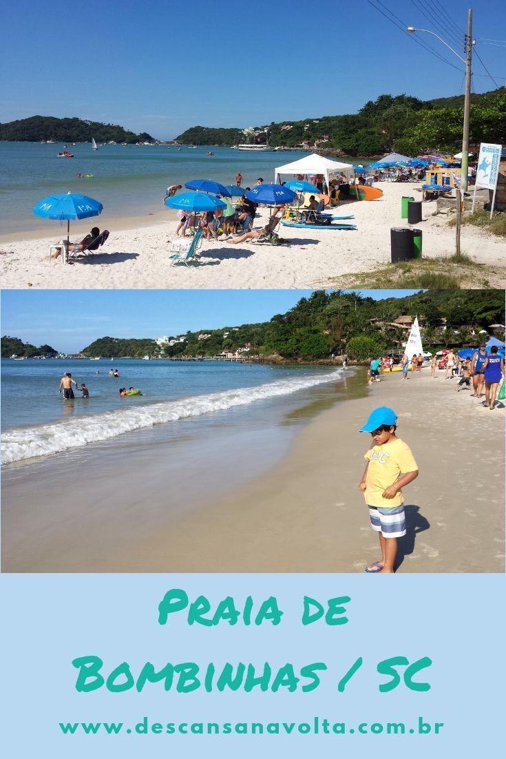 Praia De Bombinhas Bate Volta Saindo De Balneario Camboriu Com