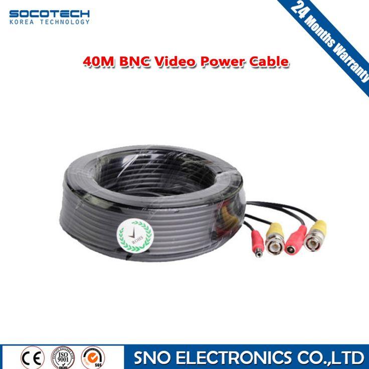 $26.43 (Buy here: https://alitems.com/g/1e8d114494ebda23ff8b16525dc3e8/?i=5&ulp=https%3A%2F%2Fwww.aliexpress.com%2Fitem%2FSocotech-131ft-BNC-DC-Connector-Video-Power-Siamese-Cable-for-CCTV-Camera-DVR-Surveillance-Accessories-CCTV%2F32697267257.html ) Socotech 131ft BNC DC Connector Video Power Siamese 40m Cable for CCTV Camera DVR Surveillance Accessories CCTV Cable for just $26.43