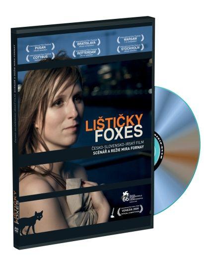 Český film na dvd Lištičky Foxes