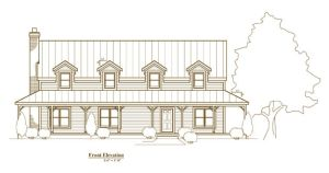 gentry's mill timber frame home plans