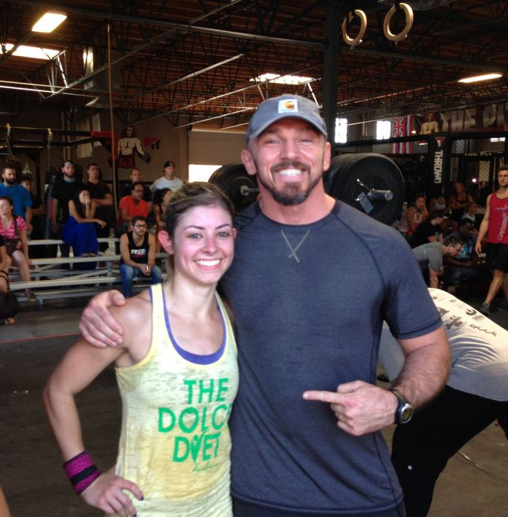 Mike Dolce Re-examines CrossFit | The Dolce Diet
