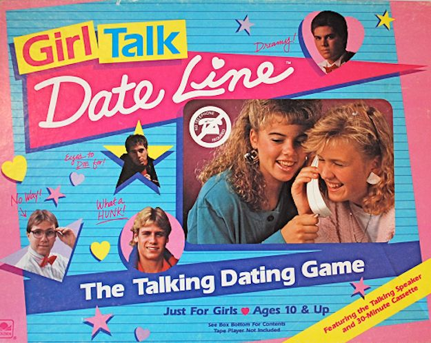 Every girl i like is dating