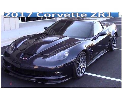 2017 Chevy Corvette ZR1 Test  Review -  Roll-on Drag Race Chevy Corvette...