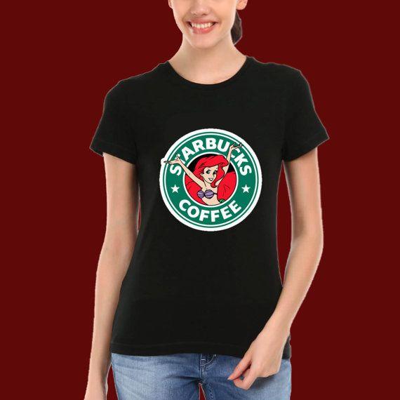 Starbucks Little Mermaid Ariel woman from Nickfrienship on