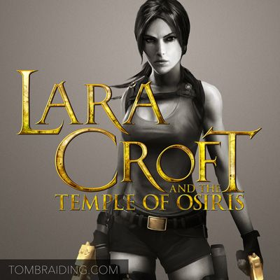Keeley Hawes Interview — Lara Croft and the Temple of Osiris