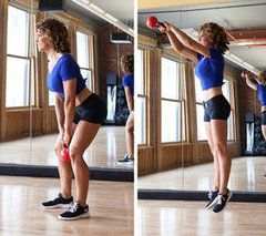 A Kettlebell Routine to Get Long and Lean in 25 Minutes
