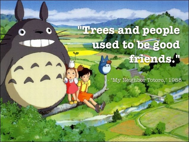 13 Memorable Quotes from Hayao Miyazaki Films by @Charity Temple