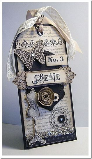 Stampin' Up!, Regional, Tag, Swap, Creative Elements