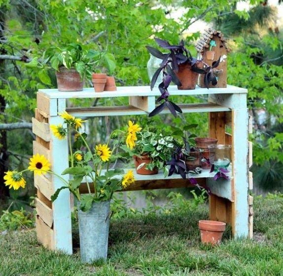 25 Best Ideas About Potting Station On Pinterest: Best 25+ Pallet Potting Bench Ideas On Pinterest